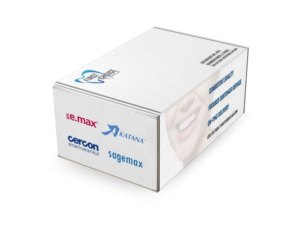 New Customer dental lab deal with First Choice Dental Lab®