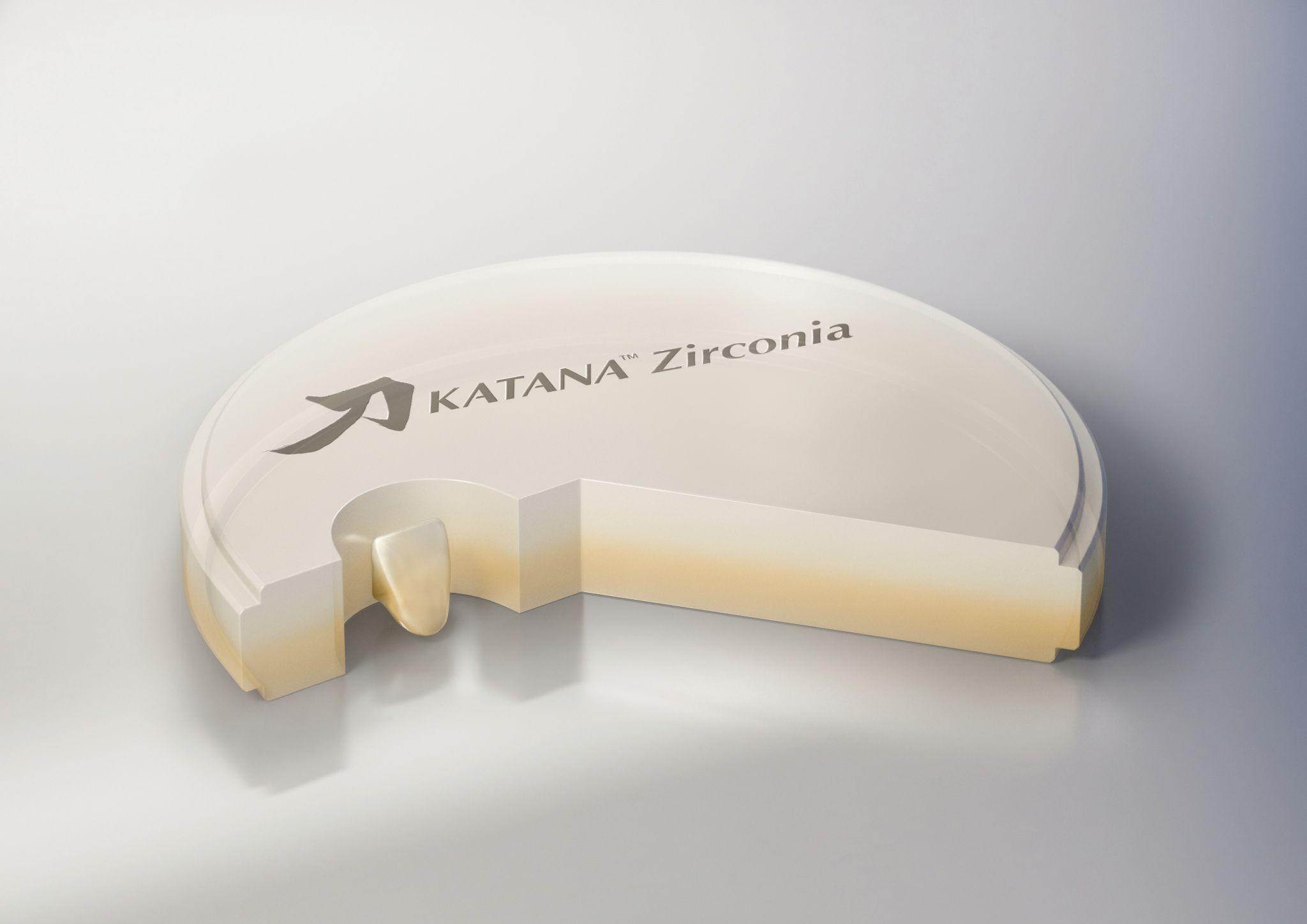 Zirconia Crown with Katana™