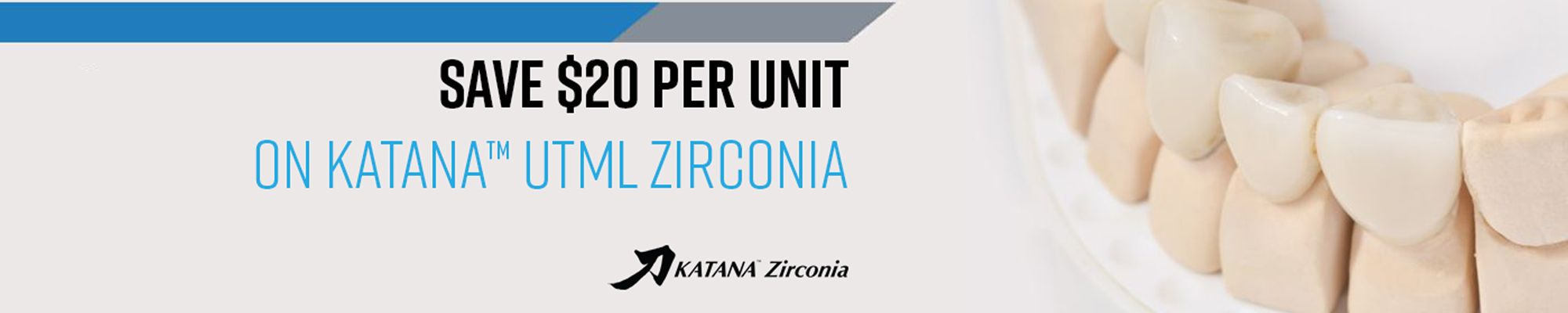 Katana zirconia first choice dental lab®