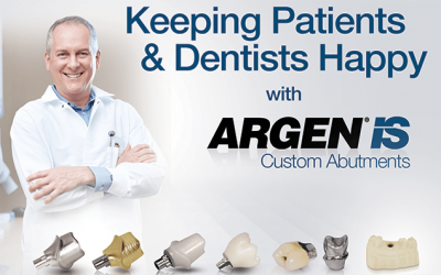 Argen Custom Abutments with First Choice Dental Lab®