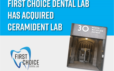 First Choice Dental Lab Acquires Ceramident